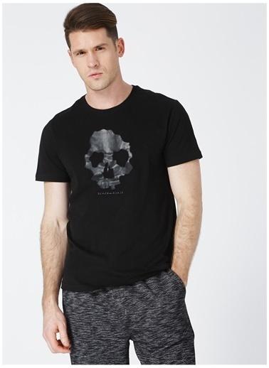 Black On Black Black On Black Nantes Siyah Erkek T-Shirt Siyah